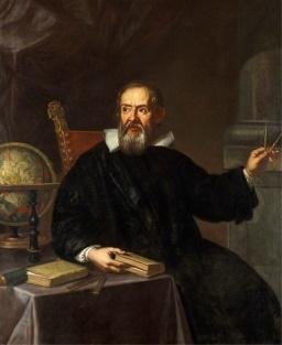 Italienske fysiker Galileo