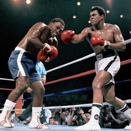 Heavyweight boksning mester Muhammad Ali billede
