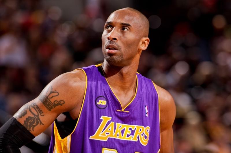 NBA-stjerne Kobe Bryant (Billede 1)