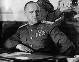 Sovjet Marshal Georgi Konstantinovich Zhukov