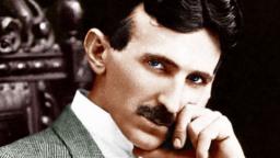 Crazy forsker Nikola Tesla