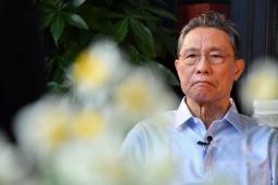 Zhong Nanshan Academician.