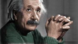 Fysiker Albert Einstein